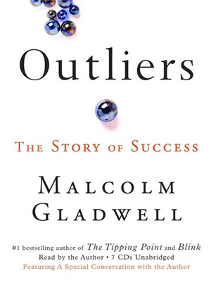 outliers كتاب