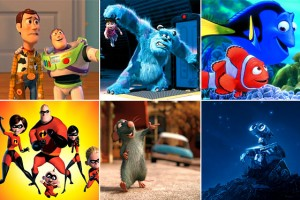Pixar successes