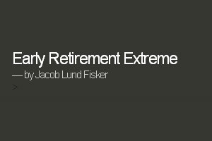 early retirement blog