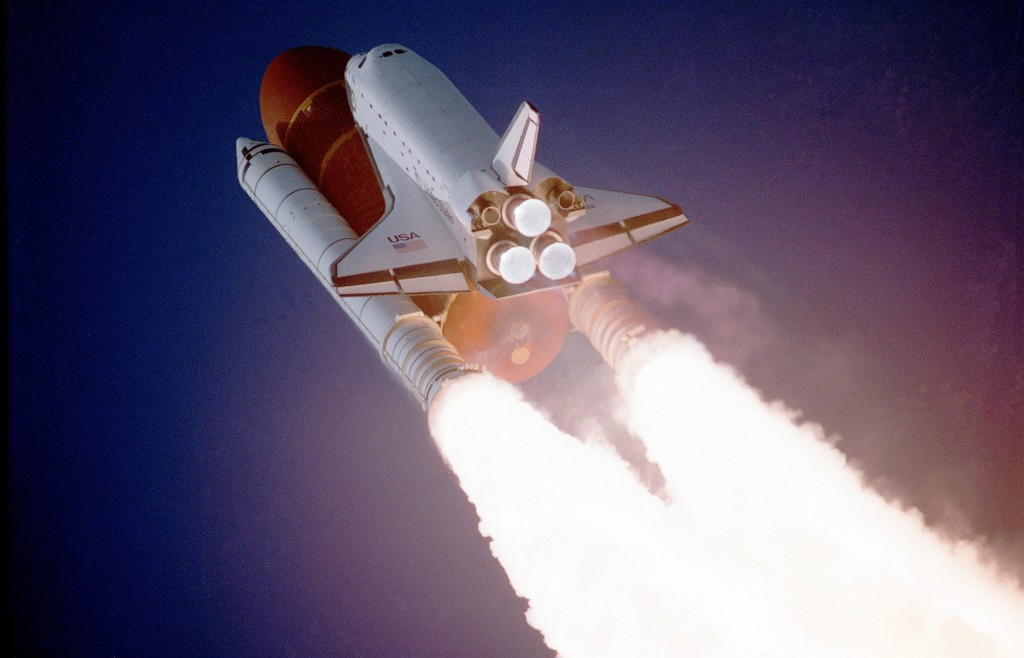 Launch business like a rocket